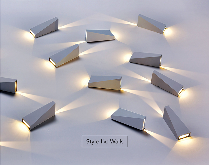 Shop: contemporary wall lamps